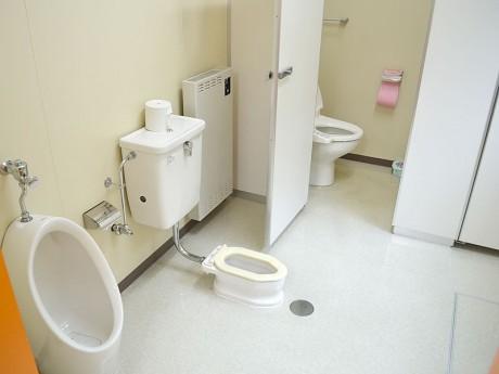 保育/子育てサポートセンター「ぷらす」 トイレ